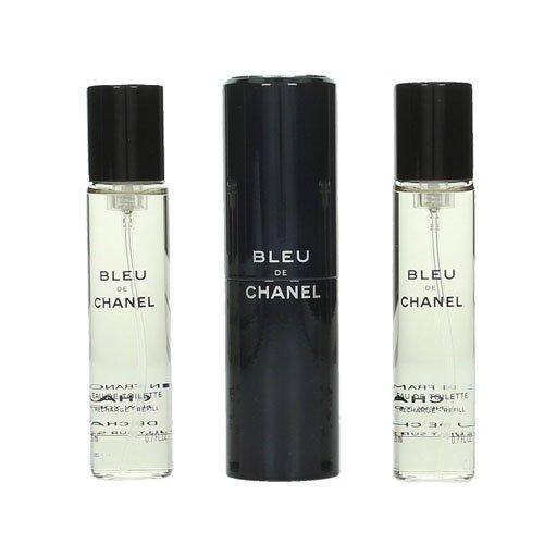 Chanel-Bleu-de-Chanel-hommeman-Geschenkset-Eau-de-Toilette-3x20-ml-1-Set-0