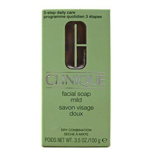 Clinique-3-Step-Skincar-femmewomen-Facial-Soap-Mild-with-dish-1er-Pack-1-x-01-kg-0