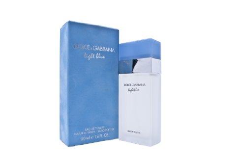 dolce gabbana light blue eau de toilette vapo 50 ml. Black Bedroom Furniture Sets. Home Design Ideas