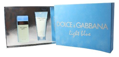 Dolce-Gabbana-Light-Blue-femmewoman-Geschenkset-Eau-de-Toilette-25-ml-mit-Body-Cream-50-ml-1-Set-0