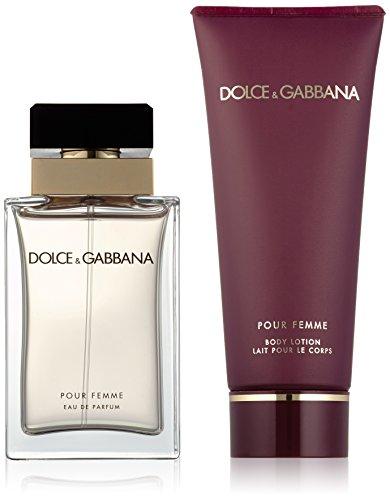 Dolce-Gabbana-Pour-femmewoman-Geschenkset-Eau-de-Parfum-Vaporisateur-50-ml-plus-Body-Lotion-100-ml-0