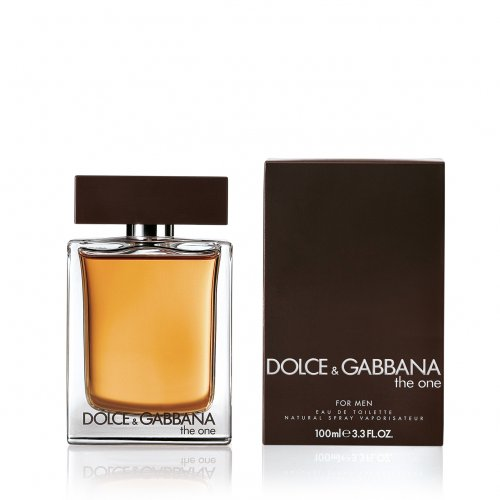 Dolce-Gabbana-The-One-For-Men-Edt-100-ml-0