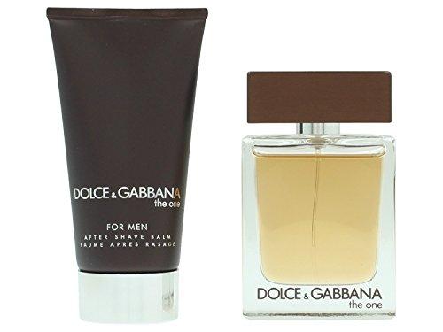 Dolce-Gabbana-The-One-Geschenkset-50ml-EDT-75ml-Aftershave-Balm-0
