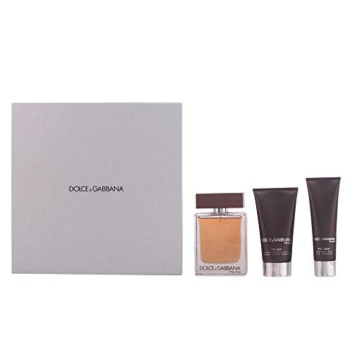 Dolce-Gabbana-The-One-for-Men-Geschenkset-EdT-100ml-After-Shave-Balm-75ml-Showergel-50ml-0