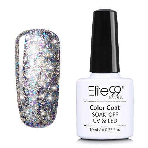 Elite99-UV-Nagellack-Nail-Art-Gel-Polish-Sternenklar-Nagelgel-1x10ML-0