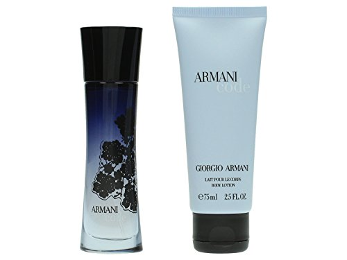 giorgio armani code set femme woman eau de parfum. Black Bedroom Furniture Sets. Home Design Ideas