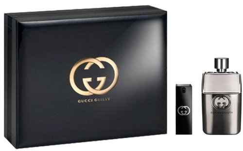 Gucci-Guilty-Homme-Set-90-ml-30-ml-EDT-Spray-0