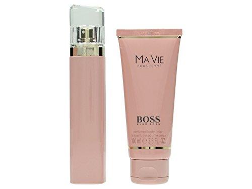 Hugo-Boss-Ma-Vie-Set-femme-woman-Eau-de-Parfum-Bodylotion-1er-Pack-1-x-175-ml-0