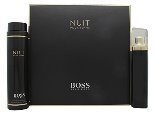 Hugo-Boss-Nuit-Eau-Du-Parfum-Spray-75-ml-and-Body-Lotion-200-ml-1er-Pack-1-x-275-ml-0