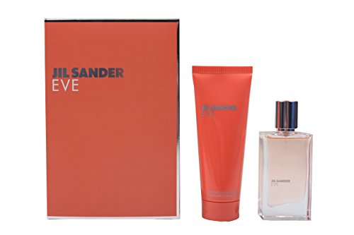 Jil-Sander-Eve-Geschenkset-femme-woman-Eau-de-Toilette-Vaporisateur-Spray-30-ml-Bodylotion-75-ml-1er-Pack-1-x-105-ml-0-0