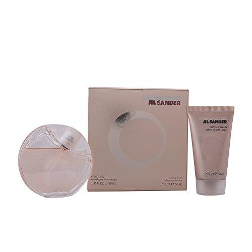 Jil-Sander-Sensations-Geschenkset-femme-woman-Eau-de-Toilette-Vaporisateur-Spray-40-ml-Bodylotion-50-ml-1er-Pack-1-x-90-ml-0
