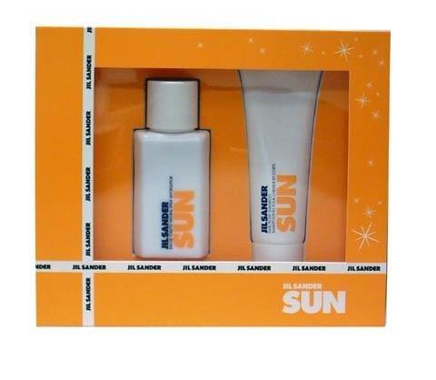 Jil-Sander-Sun-Woman-Geschenkset-Eau-de-Toilette-Vapo-75-ml-Showergel-75-ml-0