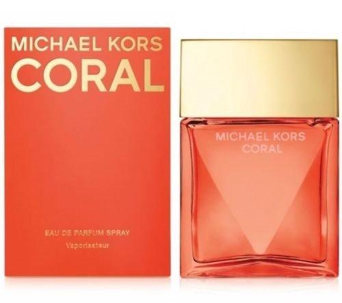 Michael-Kors-Coral-for-Women-Eau-de-Parfum-Spray-10-Ounce-30ml-by-Michael-Kors-0