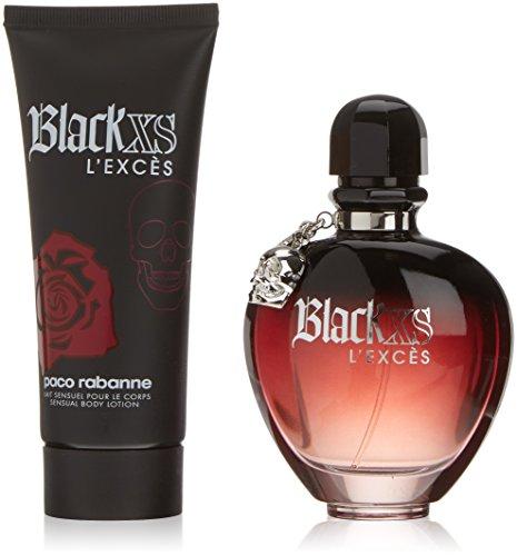 Paco-Rabanne-Black-XS-LExcs-Geschenkset-for-Her-80ml-EdP-100ml-BL-0