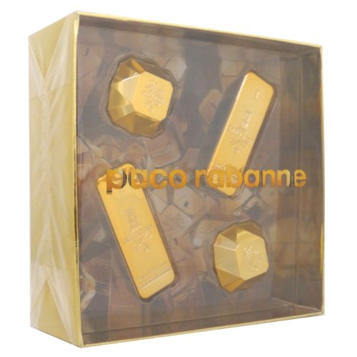 Paco-Rabanne-Giftset-Lady-Million-EDP-5-ml-x-2-und-1-Million-EDT-5-ml-x-2-1er-Pack-1-x-20-ml-0