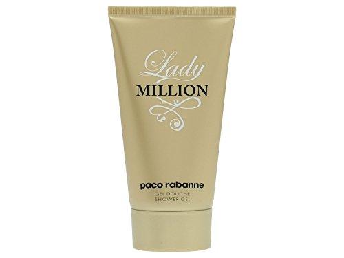 Paco-Rabanne-Lady-Million-femme-woman-Duschgel-150-ml-1er-Pack-1-x-150-ml-0