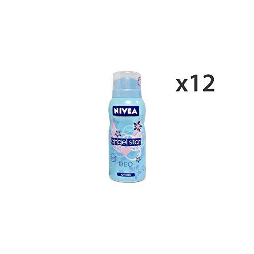 Set-12-NIVEA-Deodorante-Spray-ANGelSTAR-ICY-KISS-100-Ml-Krperpflege-0