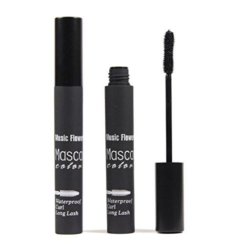 Tonsee-Bunten-wasserfesten-Make-up-Wimpern-lange-Eisstockschieen-Eye-Mascara-Wimpern-Extensionschwarz-0