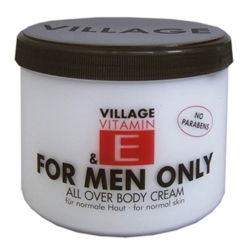 Village-For-Men-Only-Body-Cream-mit-Vitamin-E-1er-Pack-1-x-500ml-0