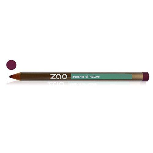 ZAO-Holzstift-606-pflaume-lila-violett-Kajal-Eyeliner-Lipliner-Konturenstift-bio-Ecocert-Cosmebio-Naturkosmetik-0