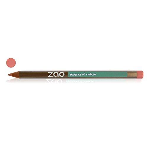 ZAO-Holzstift-609-altrosa-rosa-Lipliner-Lippenkonturenstift-Eyeliner-Kajal-bio-Ecocert-Cosmebio-Naturkosmetik-0