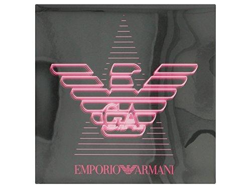 Giorgio Armani Emporio Lei giftset, Eau de Parfum spray, body lotion, 1er Pack (1 x 105 ml) 1