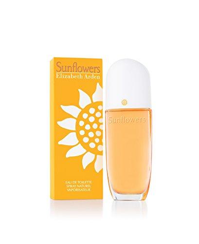 Elizabeth Arden Sunflowers femme / woman, Eau de Toilette, 100 ml