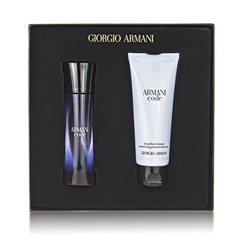 Giorgio Armani CODE femme/woman Set (Eau de Parfum 30 ml + Bodylotion 75ml), 1er Pack (1 x 1 Stück)