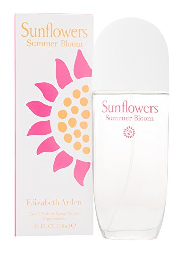 Elizabeth Arden Sunflowers Summerbloom EdT 100 ml, 1er Pack (1 x 100 ml)