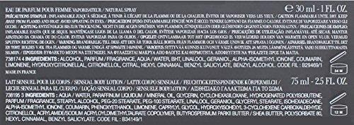 Armani Emporio Femme - Geschenkset - Eau de Parfum Vaporisateur 30 ml, Body Lotion 75 ml 1