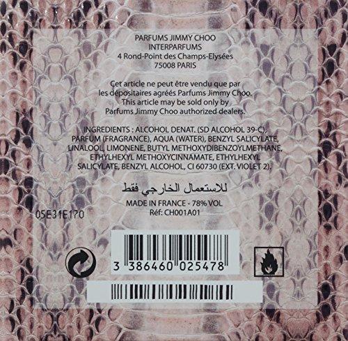 Jimmy Choo Pour Femme Eau de Parfum 100 ml 1