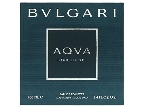 Bulgari Aqua Homme, homme/men, Eau de Toilette, 100 ml 1