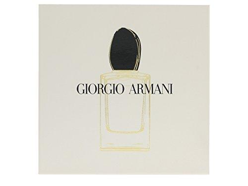 Giorgio Armani Si Set femme / woman, Eau de Parfum Vaporisation / Spray 30 ml, Bodylotion 75 ml, 1er Pack (1 x 105 ml) 1