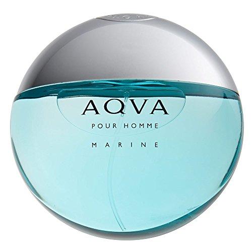 Bvlgari Aqva Homme Marine Eau de Toilette Spray 100ml Set 2 Artikel 1