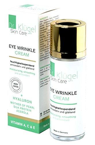 Augencreme gegen Falten und Augenringe 30ml - Anti-Aging..