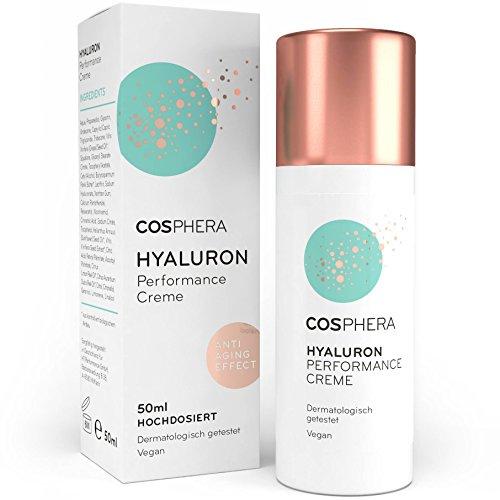Cosphera - Hyaluron Performance Creme 50 ml - vegane Tages ...